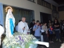 Processione da S.M.Nascente al Santuario di Lampugnano. Fiaccolata del 16 Settembre 2016