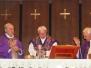 S.Messa solenne per l'insediamento di Don Mario in S.M.Nascente presieduta da Monsignor Faccendini e festa