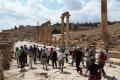 In Giordania - Visitando le rovine romane di Gerasa 2