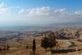In Giordania, sul monte Nebo da dove Mosè vide la Terra Promessa