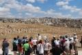 In Giordania - Visitando le rovine romane di Gerasa